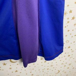lululemon athletica Tops - Lululemon | Push Your Limit Tank Wish Blue Stripe